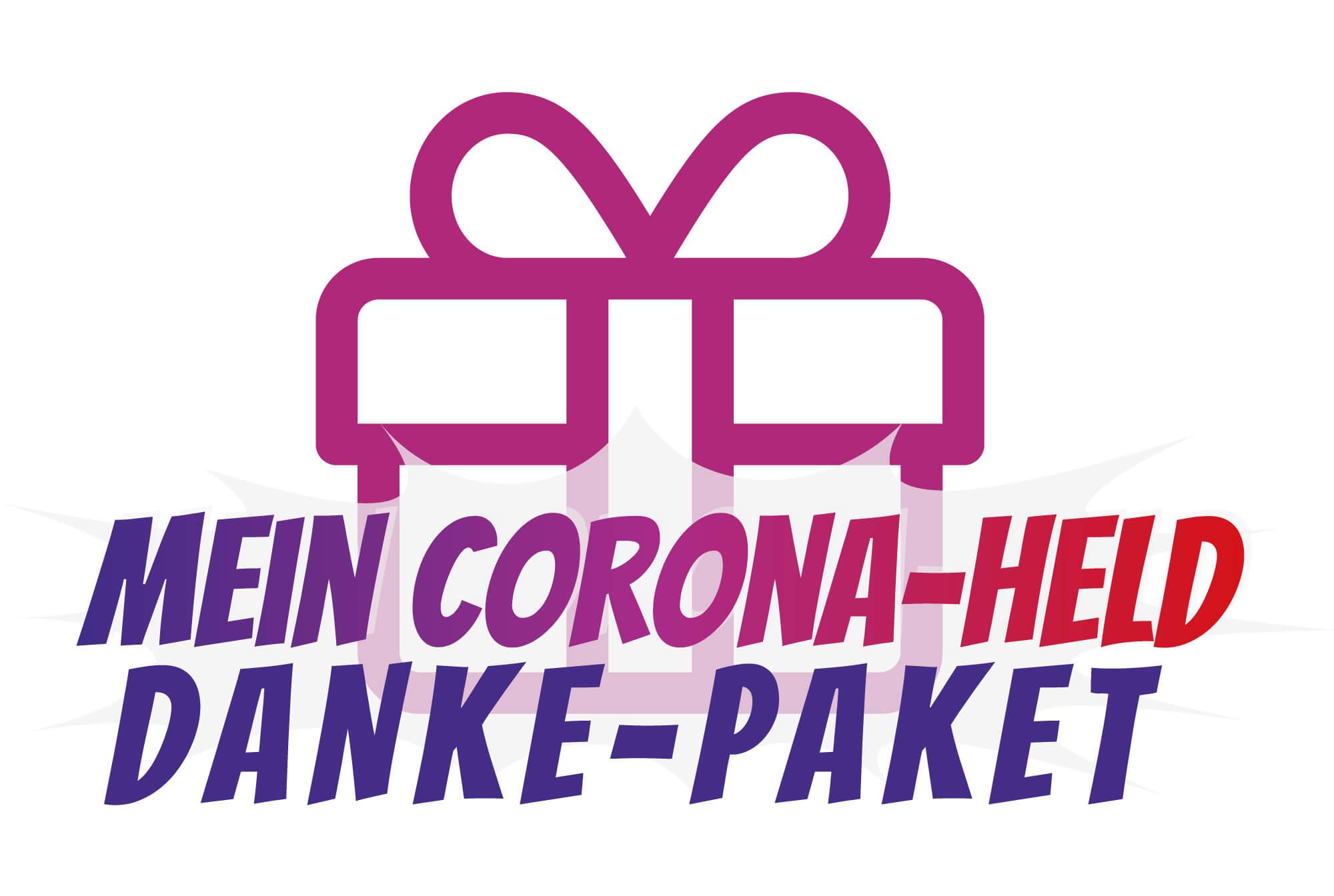 Danke-Paket für Corona-Helden